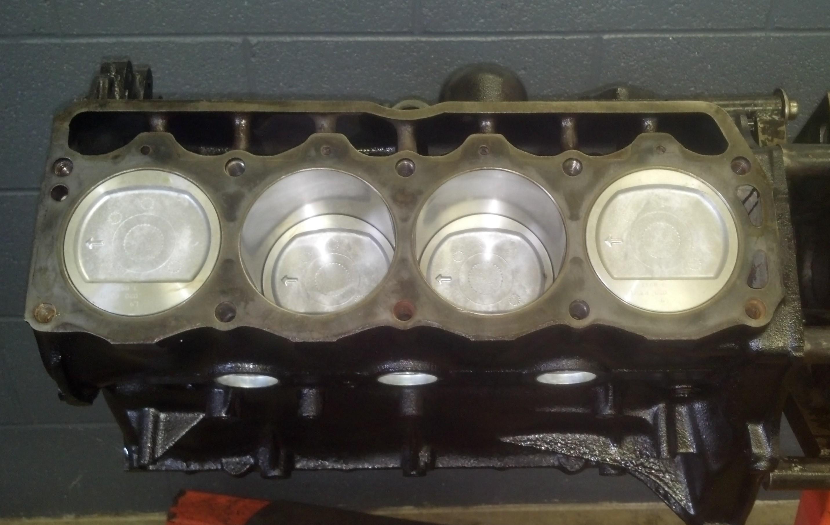 Jeep 2.5L Remanufactured Engine | Dodge 2.5L Rebuilt Engine | Engine